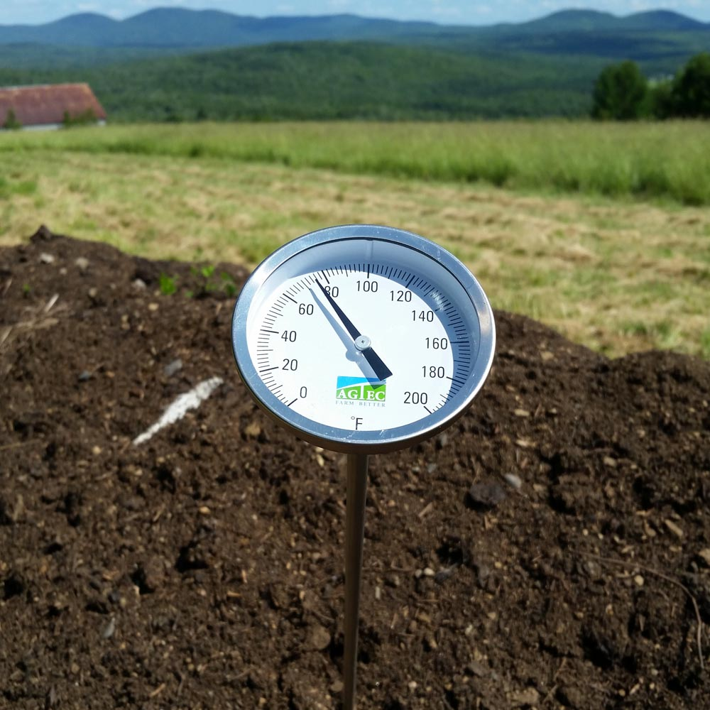 Compost and Soil Thermometers