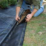 Landscape, Ground and Weed Fabric