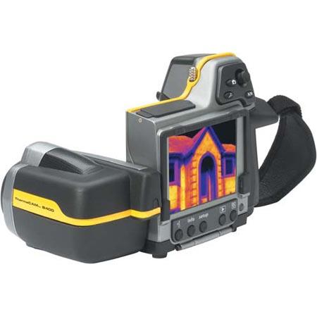 Thermal Cameras - Temperature Sensors