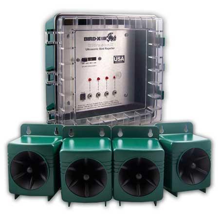 Ultrasonic Repellants
